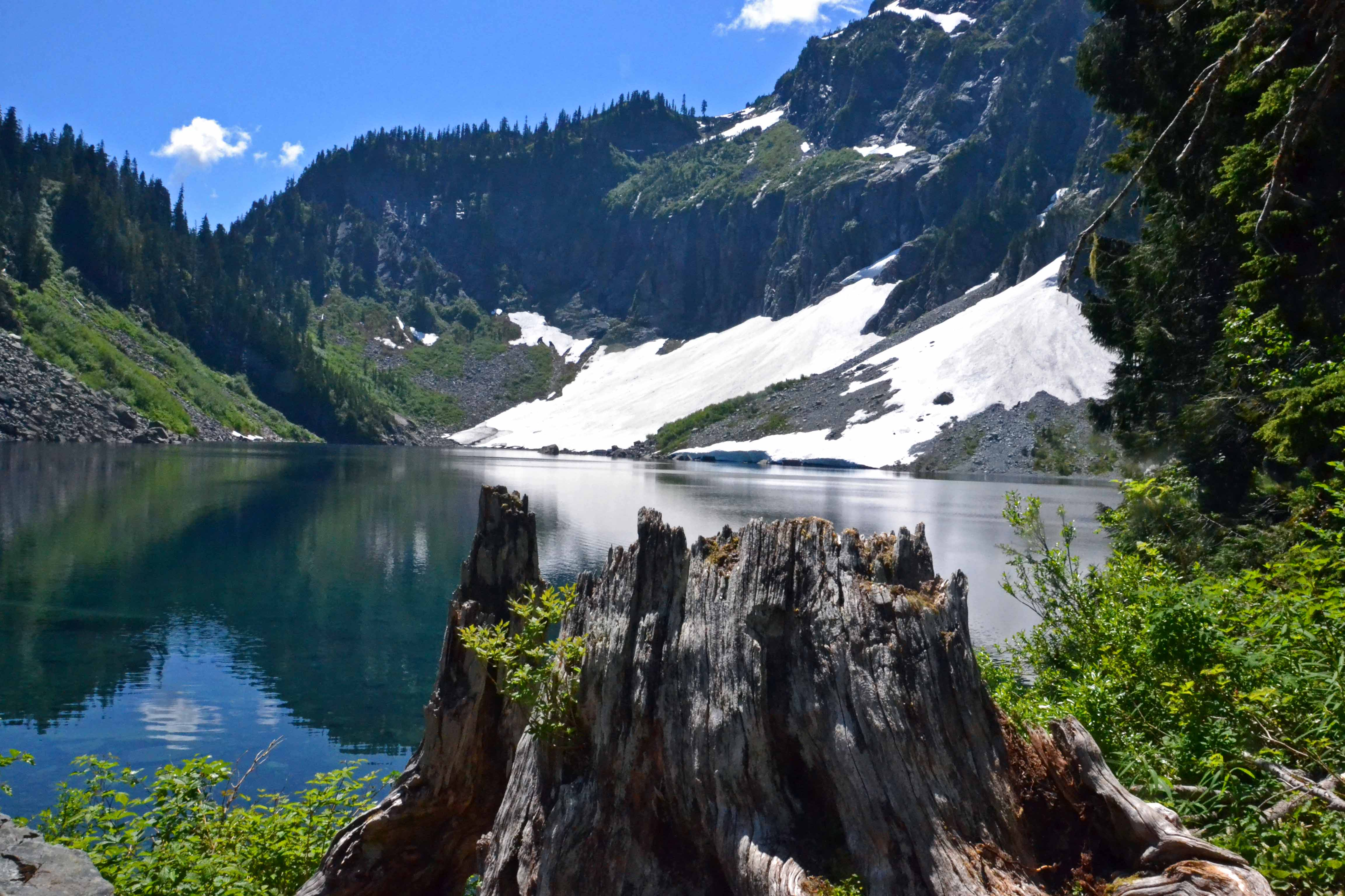 Alpine Lakes of Washin...